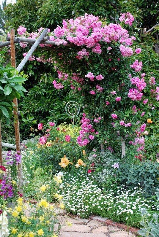 σχεδιάστε ένα μοναδικό στυλ κήπου13