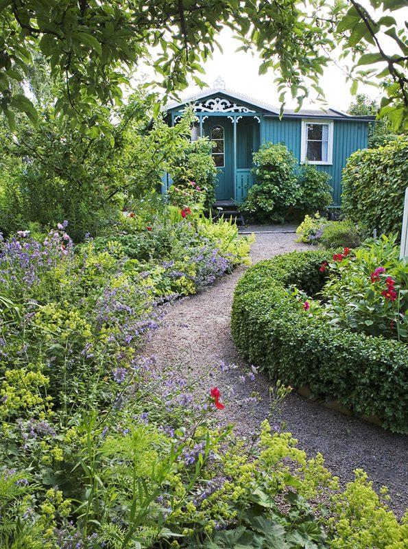 σχεδιάστε ένα μοναδικό στυλ κήπου15