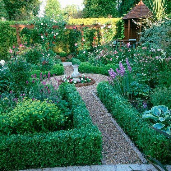 σχεδιάστε ένα μοναδικό στυλ κήπου17