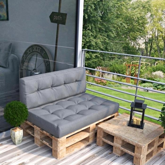 Schöne Paletten Sofa Kaufen Palettenkissen Palettensofa Kaltschaum Kissen Real - Boendesprinkler