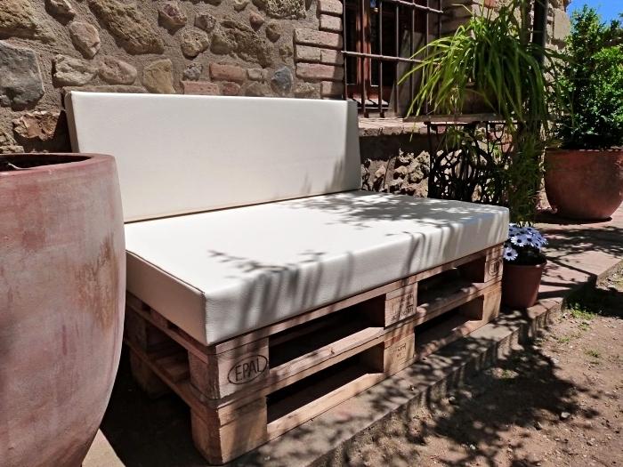 cojines para sillones de jardin Fresco Ideas Con Palets Para Terraza Trendy Ideas Con Palets Para