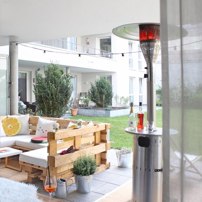 DIY έπιπλα εξωτερικού χώρου από παλέτες62