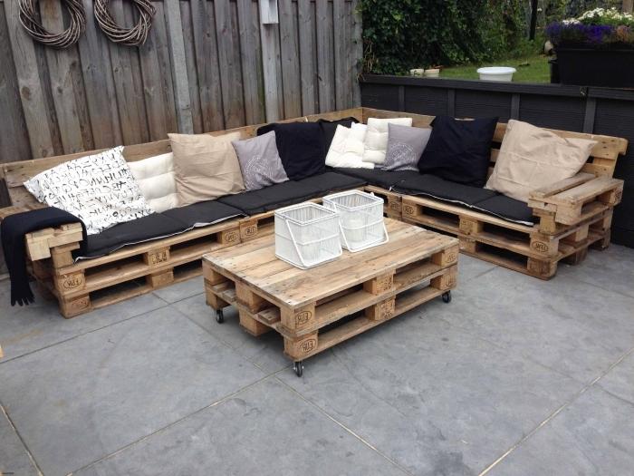 Gartenmöbel Im Angebot Frisch Paletten Lounge Möbel Elegant von balkonmöbel aus europaletten kaufen Design-Ideen