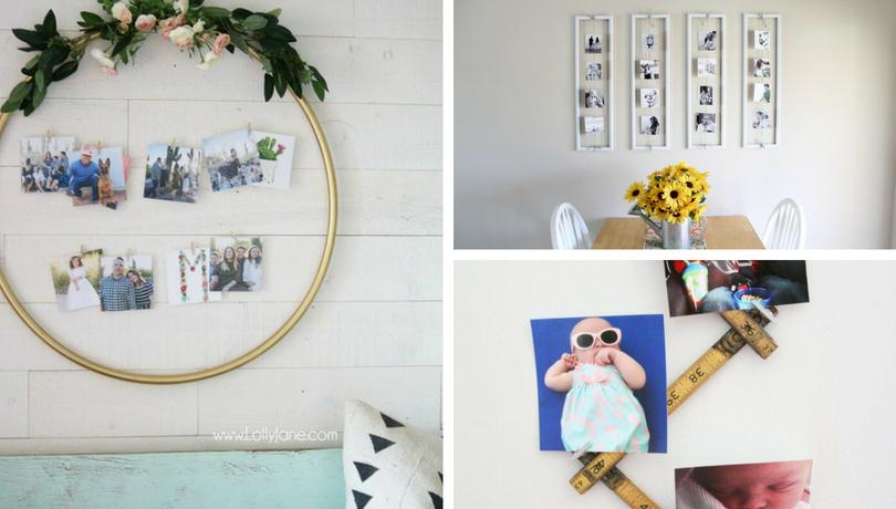 Πείτε τις ιστορίες σας με εικόνες - 7 αξιολάτρευτοι τρόποι να παρουσιάσετε τις φωτογραφίες σας