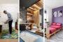 Διακόσμηση φοιτητικού δωματίου - ιδέες για εξοικονόμηση χώρου που κάνουν τη ζωή σας πιο εύκολη