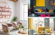 Συνδυασμοί χρωμάτων. 25 Μοδάτες ιδέες για το εσωτερικό σας