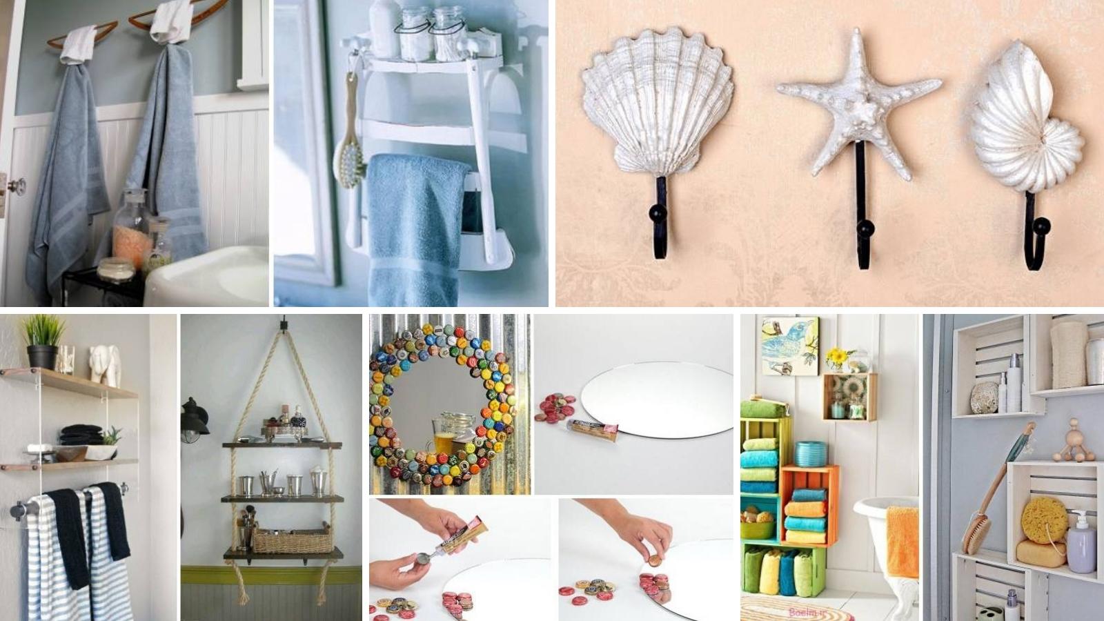 0fb08c1c5a37 36 Πρωτότυπες DIY ιδέες διακόσμησης για το μπάνιο