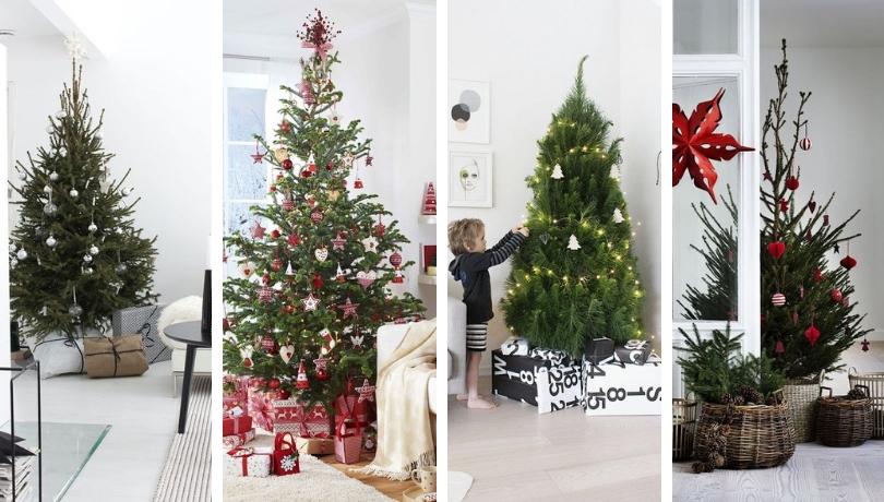 25 Μοντέρνες και παραδοσιακές Σκανδιναβικές ιδέες διακόσμησης Χριστουγεννιάτικων δέντρων