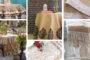 50 Εμπνευσμένοι τρόποι για να κάνετε DIY Rustic Χριστουγεννιάτικα Στολίδια από κλαδάκια