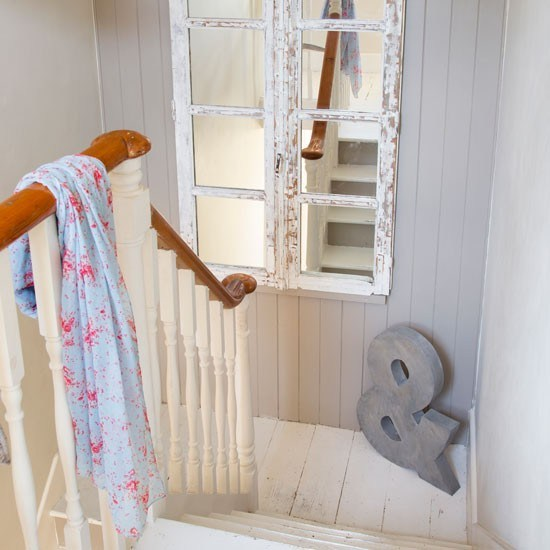 Shabby Chic ιδέες διακόσμησης