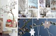 Η μαγεία του χειμωνιάτικου δάσους: DIYΧριστουγεννιάτικη διακόσμηση με ξηρά κλαδιά