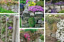 DIY πλεκτά χαλάκια με λουλούδια για μια ρομαντική πινελιά στο σπίτι σας