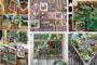 DIY διακόσμηση κήπου με πέτρες: 60 φανταστικές ιδέες για την ενίσχυση του υπαίθριου χώρου