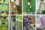 Βαλίτσες και μπαούλα σαν τραπεζάκια του καφέ: 25 πανέμορφες ιδέες που συνδυάζουν vintage με χωριάτικη αισθητική