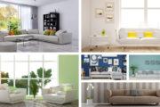 Πως να βρείτε το σωστό συνδυασμό για τα μαξιλάρια του καναπέ - 15 απίθανες ιδέες