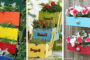52 DIY τραπεζάκια από μπομπίνες καλωδίων - μοντέλα και έμπνευση που συναρπάζουν
