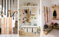 Απίθανες DIY ιδέες με διαδρόμους διακοσμημένους με παλέτες