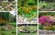 50 DIY Πέτρινα παρτέρια και βραχόκηποι που θα απογειώσουν τον κήπο σας