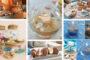 DIY διακοσμήσεις με κοχύλια - έμπνευση και φαντασία