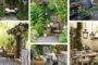 Πώς να δώσετε στον κήπο σας έναν χωριάτικο ρουστίκ αέρα - Εύκολος καλοκαιρινός DIY σχεδιασμός