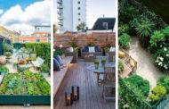 34 από τις πιο όμορφες ιδέες για ένα κήπο στη ταράτσα - απίθανη έμπνευση για ένα αστικό τρόπο ζωής