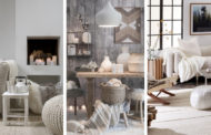 Διακοσμήστε το σαλόνι σας με τις πιο υπέροχες ιδέες για styling cocooning hygge