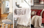 30 Υπέροχοι τρόποι για να ζεστάνετε το σαλόνι σας αυτό το χειμώνα