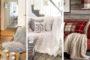 Πώς μια κουβέρτα μπορεί να γίνει το key item στη διακόσμηση του σπιτιού σας