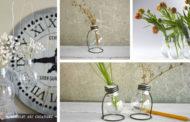 Πως να κάνετε ένα στιλάτο DIY βάζο από μια παλιά λάμπα