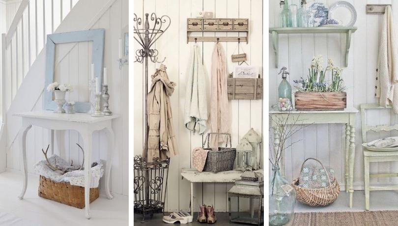Οι πιο γλυκιές και χαριτωμένες Shabby Chic ιδέες διακόσμησης για το χωλάκι σας