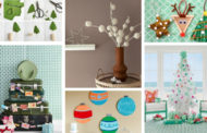 Οι πιο όμορφες και πρωτότυπες DIY προσθήκες Χριστουγεννιάτικης διακόσμησης που θα απογειώσουν το σπίτι σας αυτές τις γιορτές