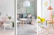 Παστέλ αποχρώσεις στο ντεκόρ: Οι πιο τέλειες ιδέες για το σπίτι σας μόνο εδώ