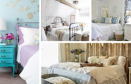 Χωριάτικη διακόσμηση για υπνοδωμάτια - ιδέες που θα σας συναρπάσουν
