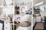 Λευκές χωριάτικες κουζίνες - Καταπληκτικές ιδέες έμπνευσης