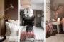 Κόλπα για να έχετε ένα πιο ζεστό δωμάτιο: τάσεις 2020 για σαλόνια