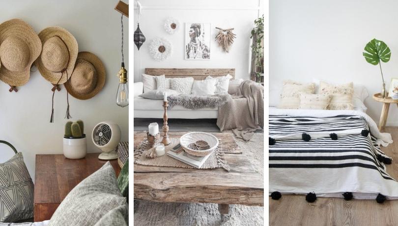 Εκπληκτικές ιδέες διακόσμησης για να δημιουργήσετε ένα Boho look στο σπίτι σας