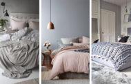 30 Εκπληκτικές ιδέες για μια γκρι κρεβατοκάμαρα