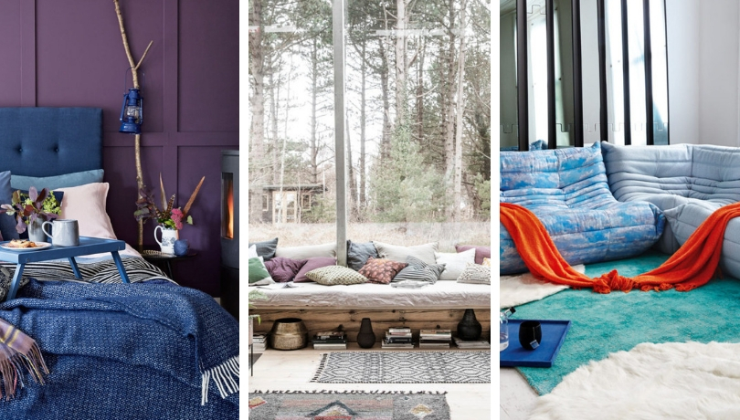Έξυπνες και εύκολες συμβουλές για να δημιουργήστε το πιο χαρούμενο σπίτι