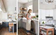 25 Διαχρονικά γκρι και άσπρα σχέδια κουζίνας για έμπνευση